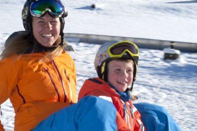 Augustusburg Winterurlaub Familie