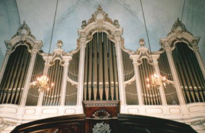 Stadtkirche Orgel