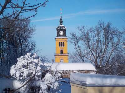 Winter Stadtkirche