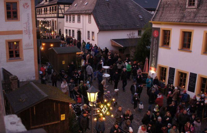 25. Augustusburger Männelmarkt