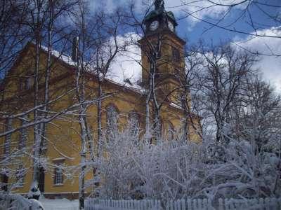 Augustusburg Stadtkirche St. Petri