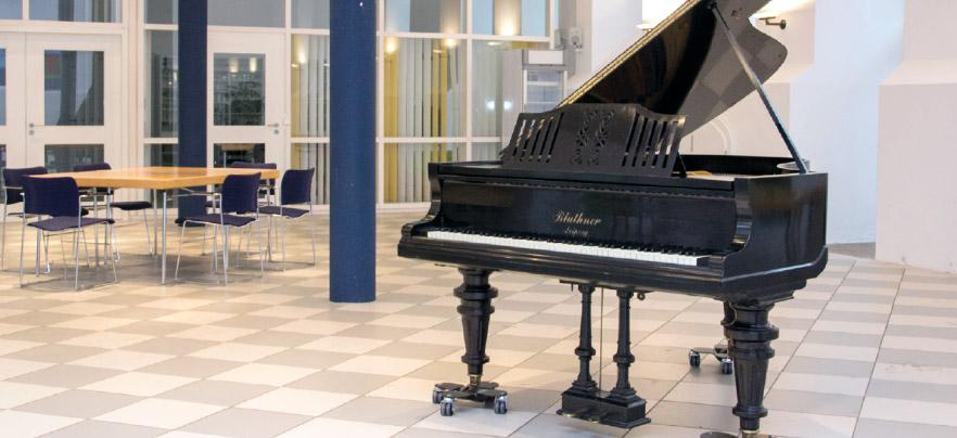 Hennersdorf Werk- und Studienzentrum Musik