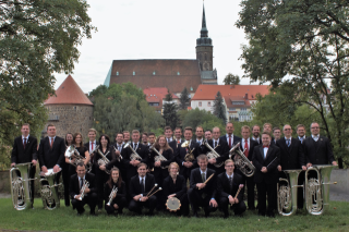 Galakonzert der Brass Band Sachsen