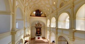 Augustusburg Schlosskirche Cranach-Altar