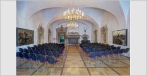 Augustusburg Schloss Hasensaal