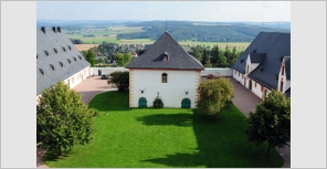 Ausgustusburg Schloss Sommer