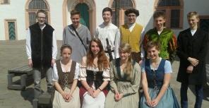 Gespielte Geschichte mit der Schloss AG