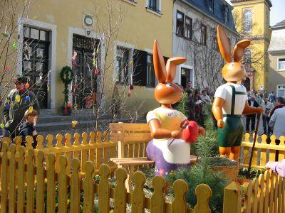 Ostern in Augustusburg