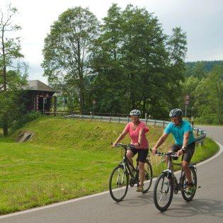 Aktive Erholung in Augustusburg