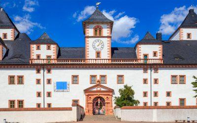 Schloss Augustusburg – Renaissance trifft Bikes