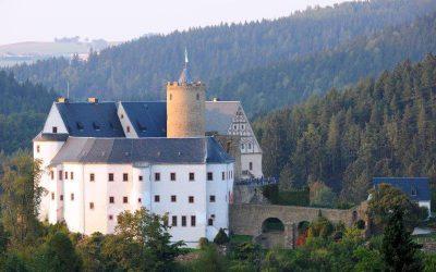 Burg Scharfenstein – die Familien-Burg