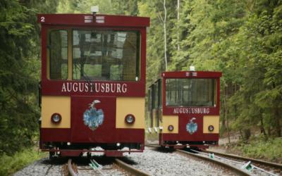 Historische Drahtseilbahn