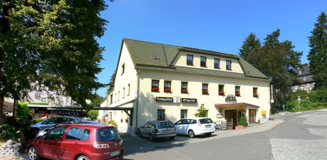 Erdmannsdorf Gasthof Erbgericht