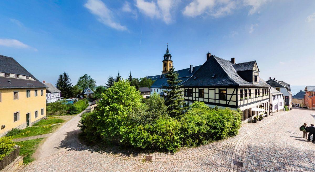 Augustusburg Altstadt