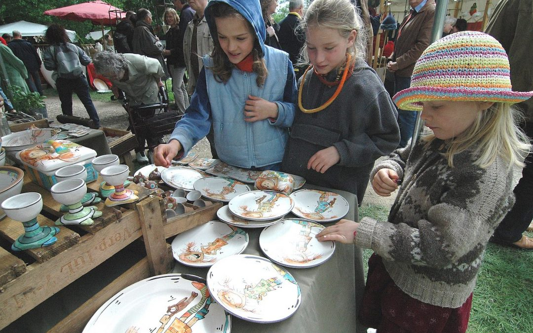 Herbstmarkt der Kunsthandwerker
