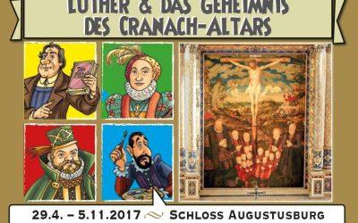 Sonderausstellung zum Lutherjahr!