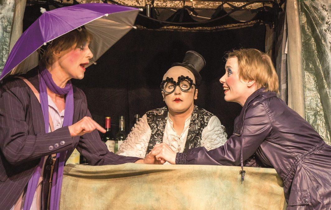 Theater auf der Waldbühne: Ein Sommernachtstraum – Eine höchst tragische Komödie