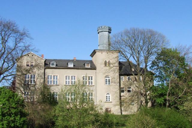 Unentdeckte Orte: Unser Erdmannsdorfer Schloss