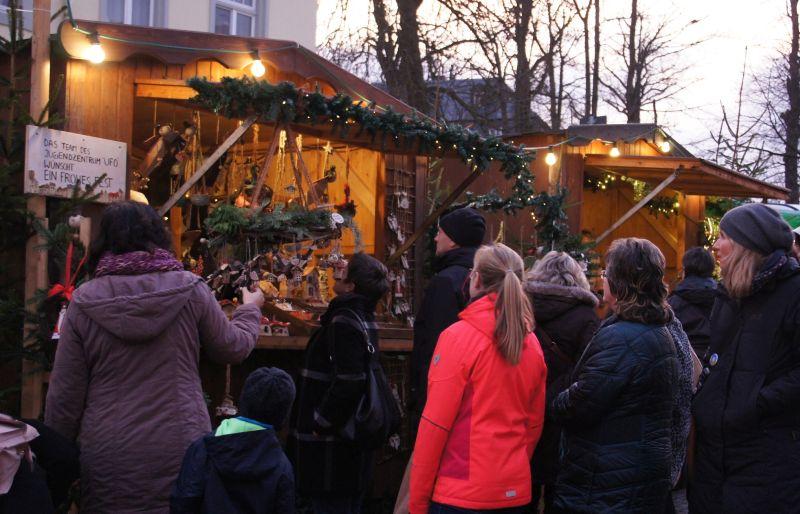 23. Männelmarkt in Augustusburg