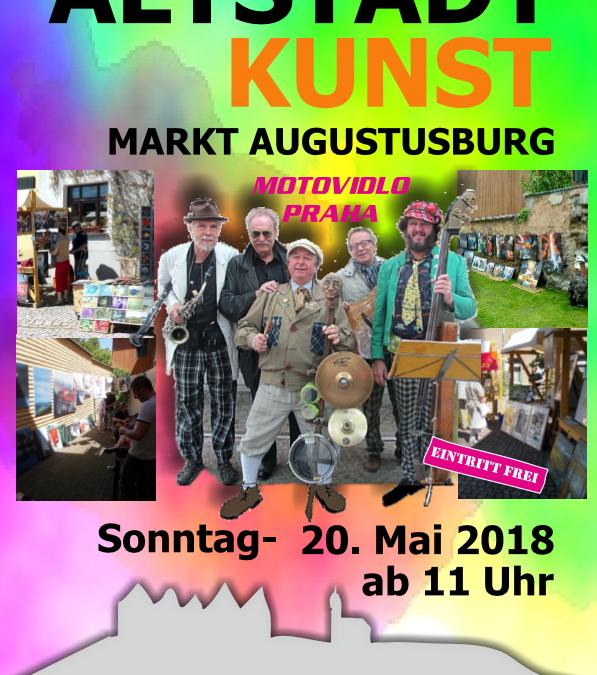 Kunstfest mit Live-Musik