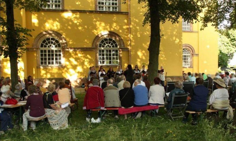 Offenes Singen mit den Augustusburger Choryfeen