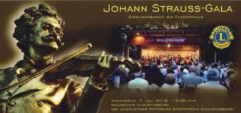 Johann-Strauß-Gala – Zigeunerbaron bis Fledermaus