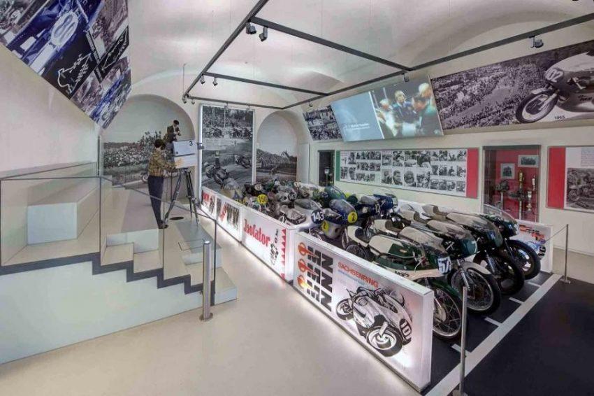 """Fachvortrag: """"Goldene Jahre – Motorradfabrik Zschopau"""""""