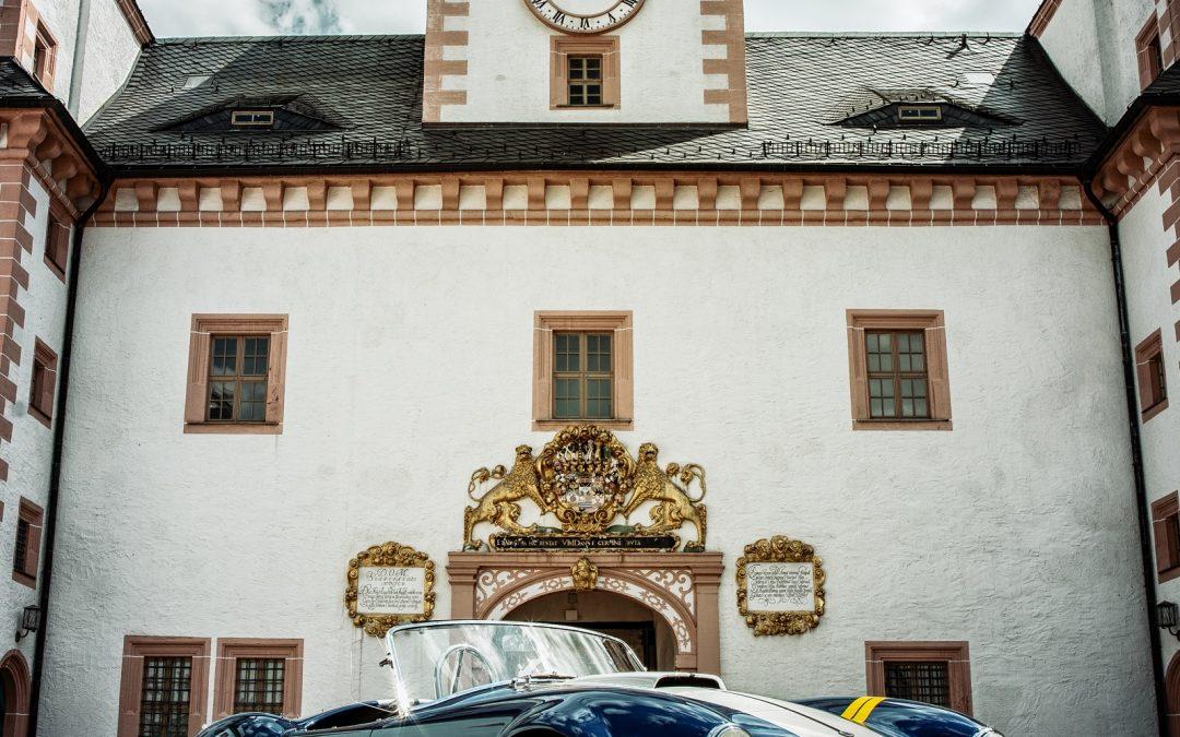 Rallye Elbflorenz – mit Stopp in Augustusburg