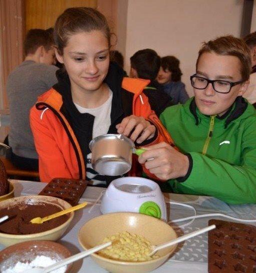 Augustusburg Schloss Von der Schote zur Schokolade