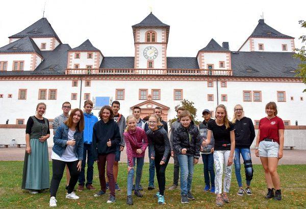 Augustusburg Schloss Schloss-Entdeckertour