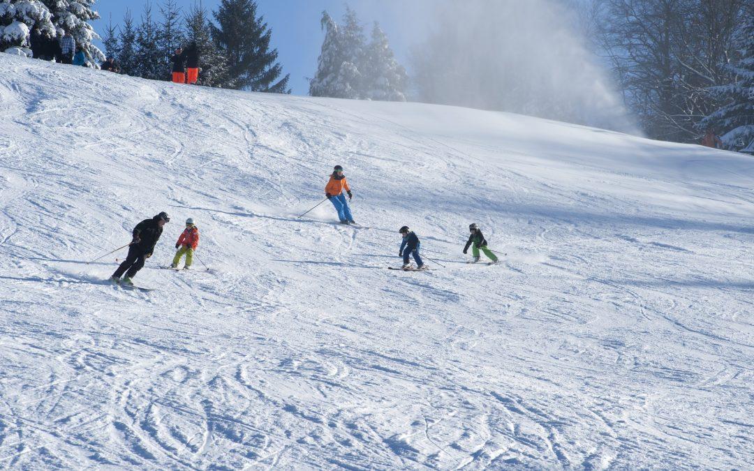 Skifahren und Rodeln möglich