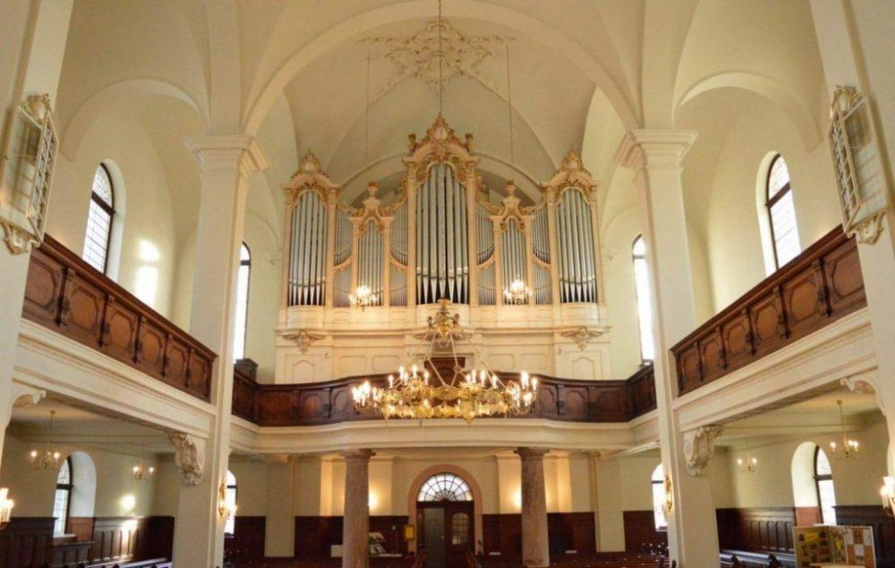 Augustusburger Musiksommer Orgel Rezital