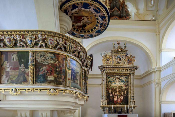 """Sonderführung: """"Eine feste Burg ist unser Gott…"""""""