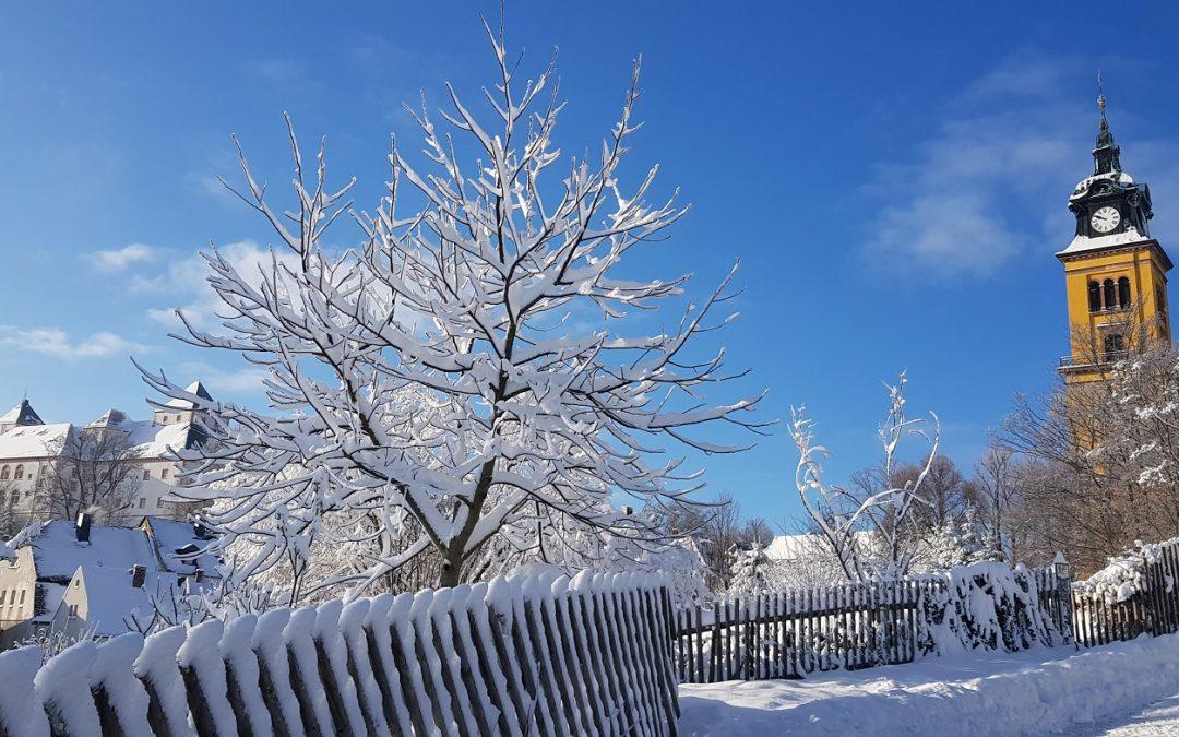 In den Winterferien nach Augustusburg
