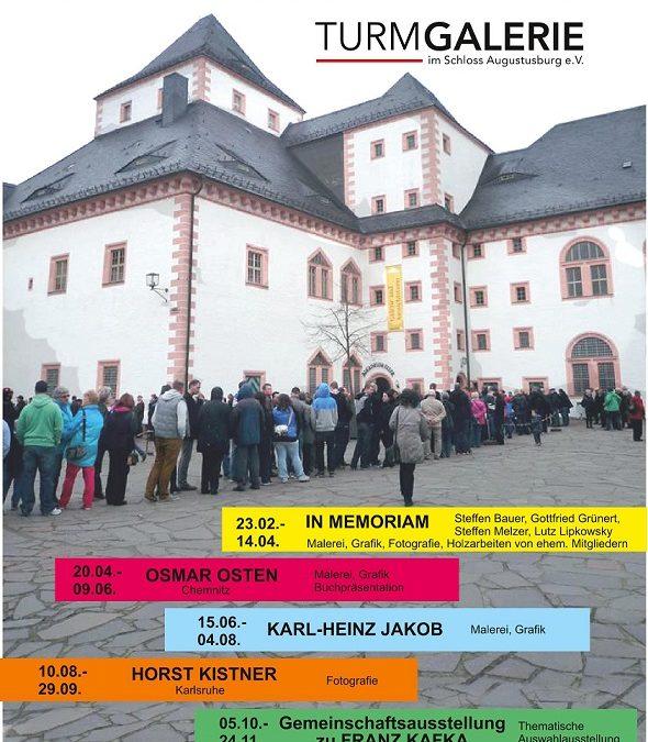 Ausstellung Karl-Heinz Jakob
