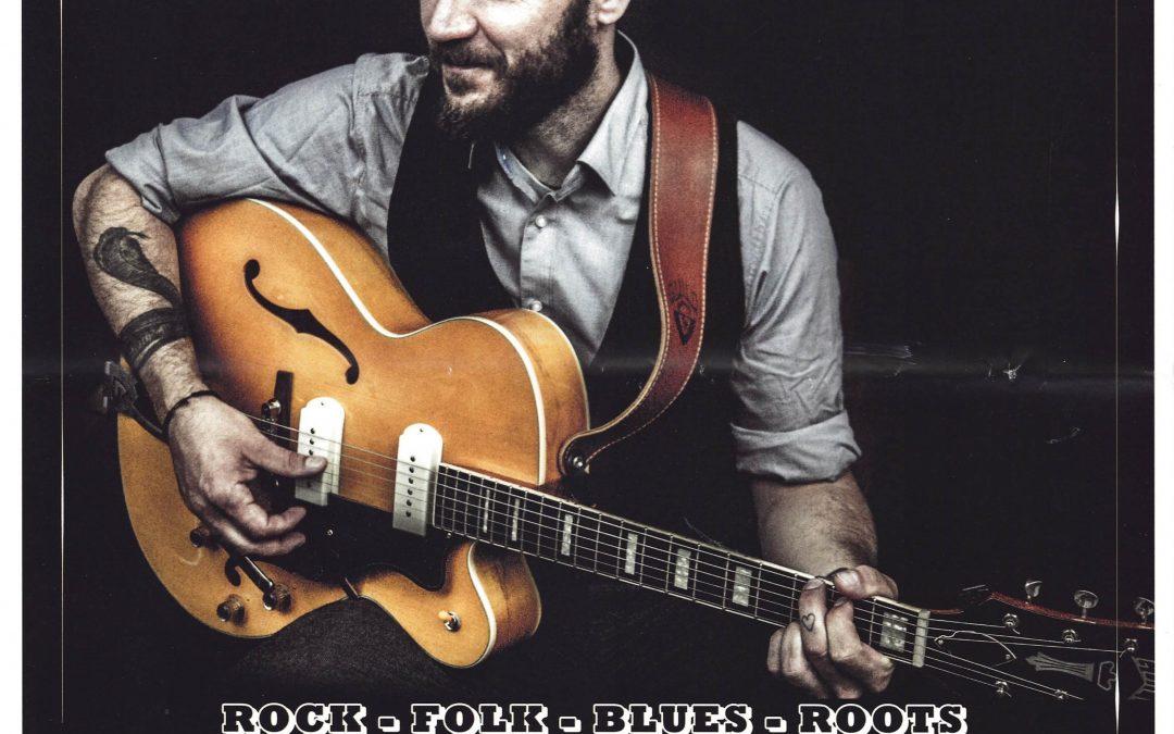 Folk- und Rock-Livemusik mit Baby Kreuzberg