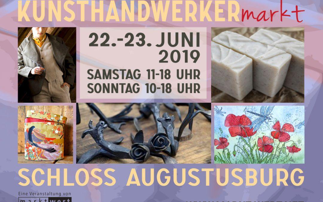 Sommermarkt der Kunsthandwerker