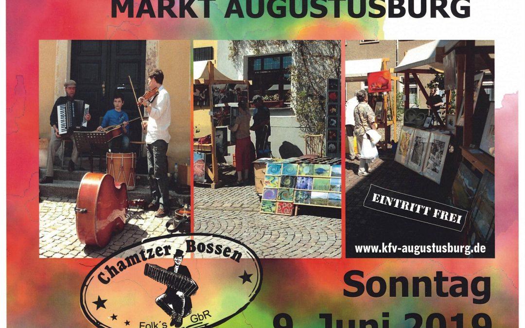Pfingstfest – Kunstmarkt in der Altstadt