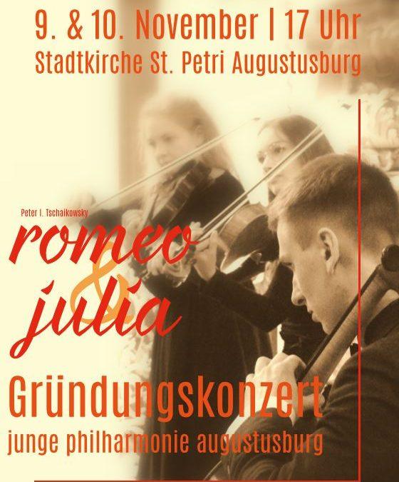 Sinfoniekonzert der Jungen Philharmonie Augustusburg
