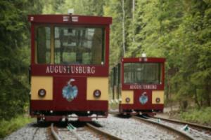 Drahtseilbahn macht Betriebspause