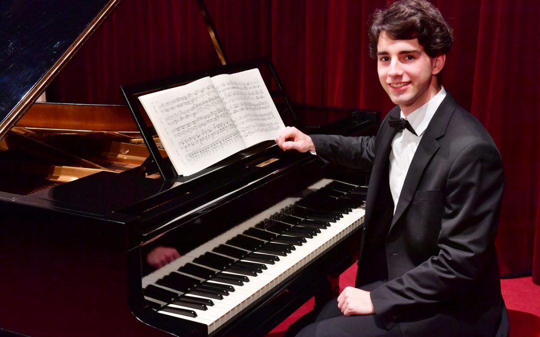Pascal Kaufmann spielt im Musikkabinett – ausverkauft – Zusatzveranstaltung 19:30 Uhr