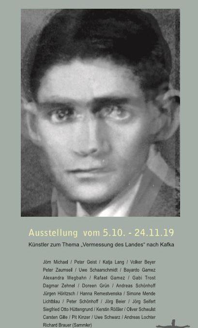 """Ausstellung """"Vermessung des Landes"""""""