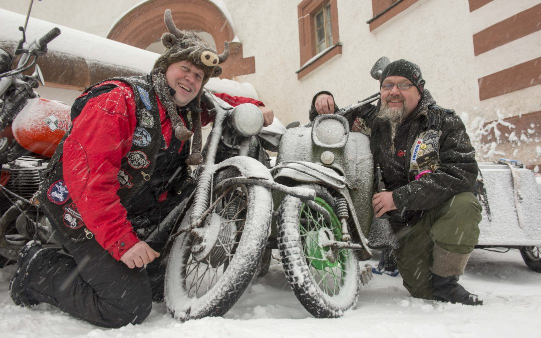 49. Wintertreffen der Motorradfahrer