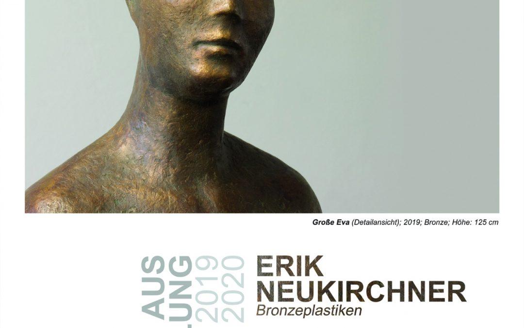 Ausstellung: Erik Neukirchner – Bronzeplastiken
