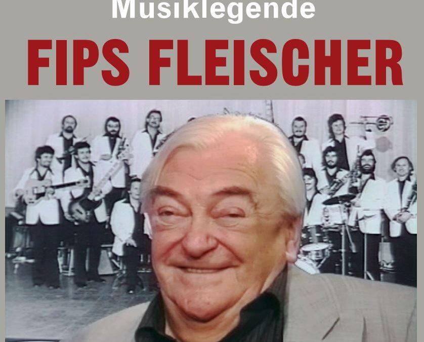 Ausstellungseröffnung zur Musiklegende Fips Fleischer