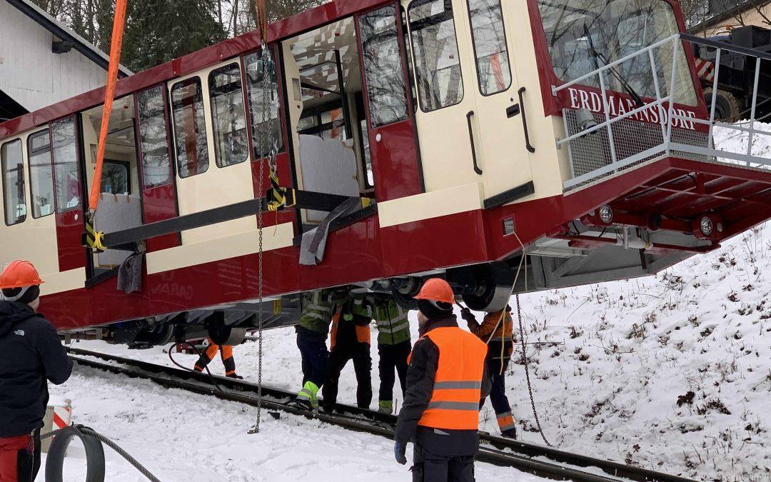 Drahtseilbahn is back ;)