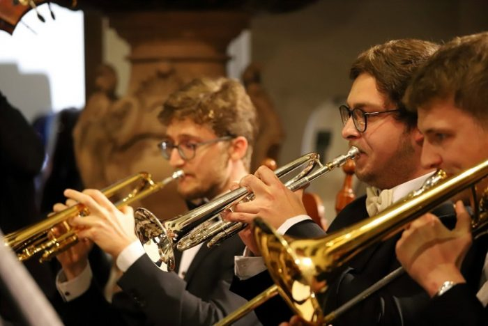 Eröffnungskonzert des 3. Augustusburger Musiksommers mit der Jungen Philharmonie Augustusburg