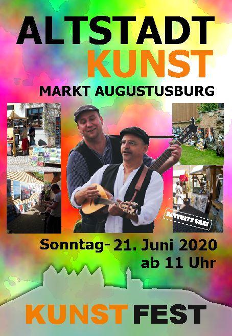 Kunstfest in der historischen Altstadt – Veranstaltung abgesagt!