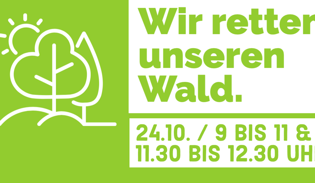 Es geht los – Erste Baumpflanzaktion am 24.10.