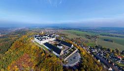 Augustusburg von oben – WIRD VERSCHOBEN